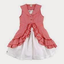 Emma Bunton Baby Girls cute Dresses   fashionwearstyle.com