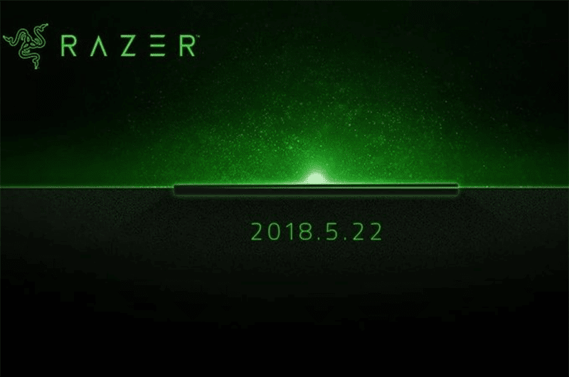 Razer to launch a new phone on May 22, the Razer Phone 2?
