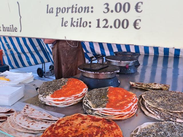 Marché Bastille's