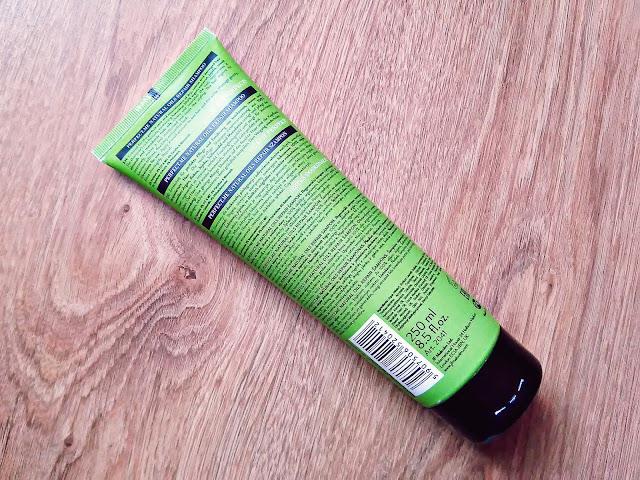 PERFECT.ME, Natural Oils Repair - Szampon odbudowujący do włosów suchych, szorstkich i zniszczonych, opis opakowania