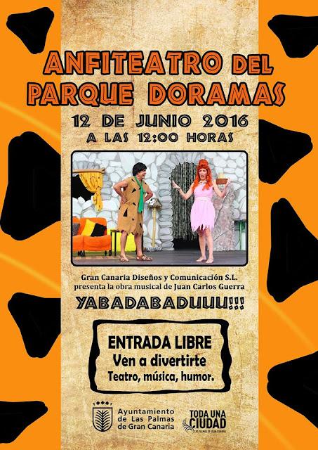 Actividades gratuitas Parque Doramas, las palmas de Gran Canaria
