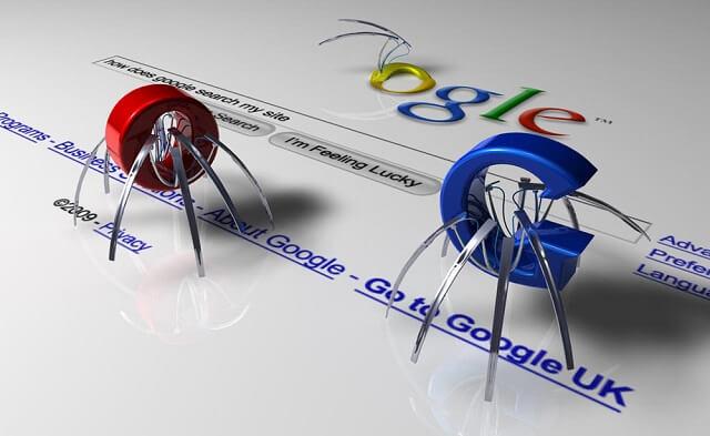 ping google bots