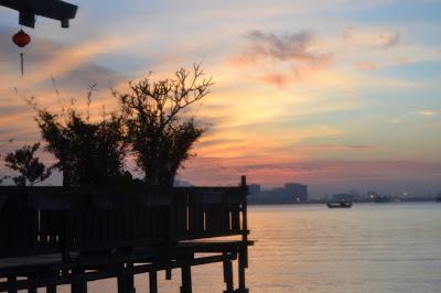 sore di Penang, Asia Rasa Eropa
