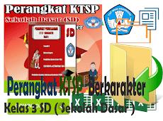 Perangkat KTSP SD Kelas 3 Mapel PAI Format Words