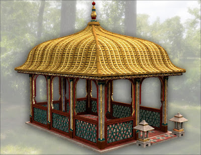 Golden Gazebo