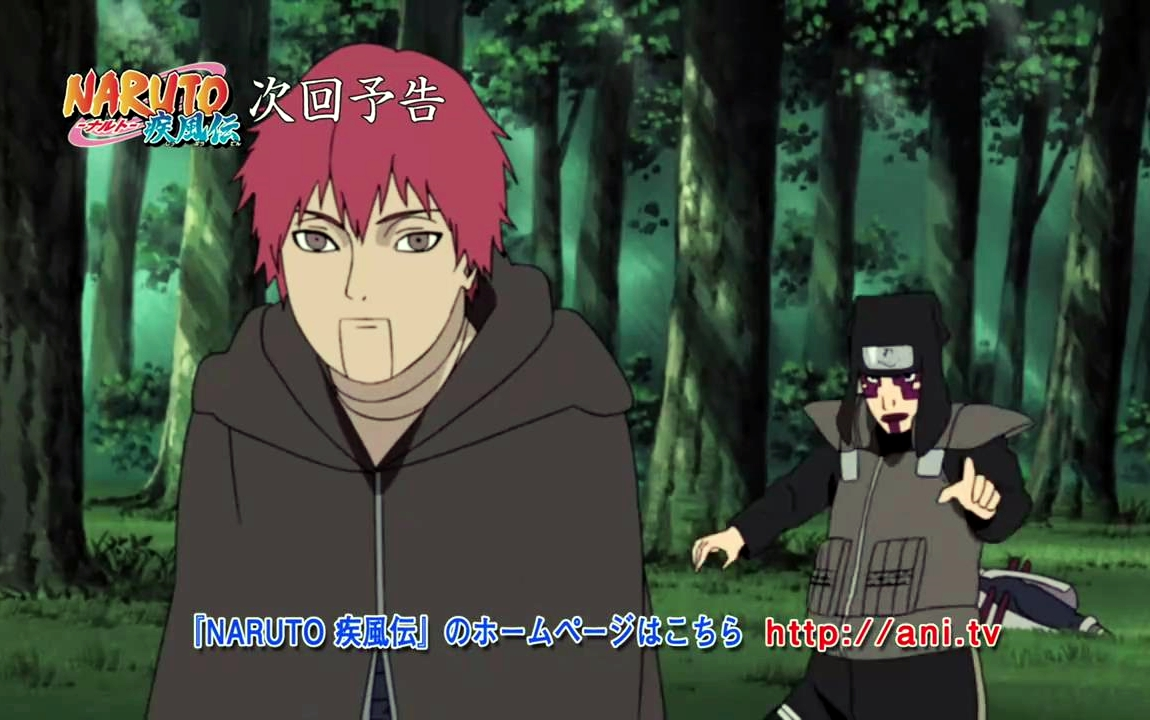 Naruto shippuden episode 319