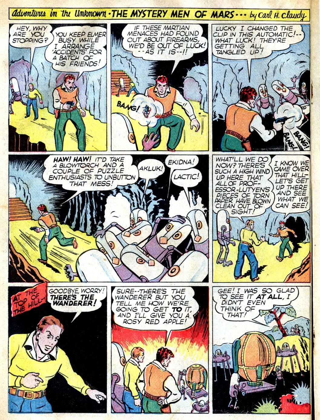 Read online All-American Comics (1939) comic -  Issue #5 - 32