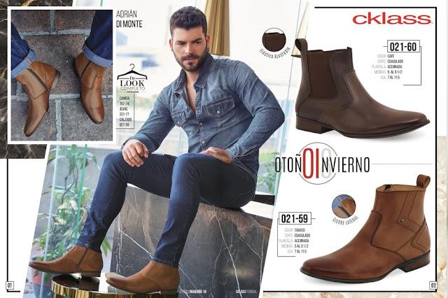 zapatos para caballeros 2018