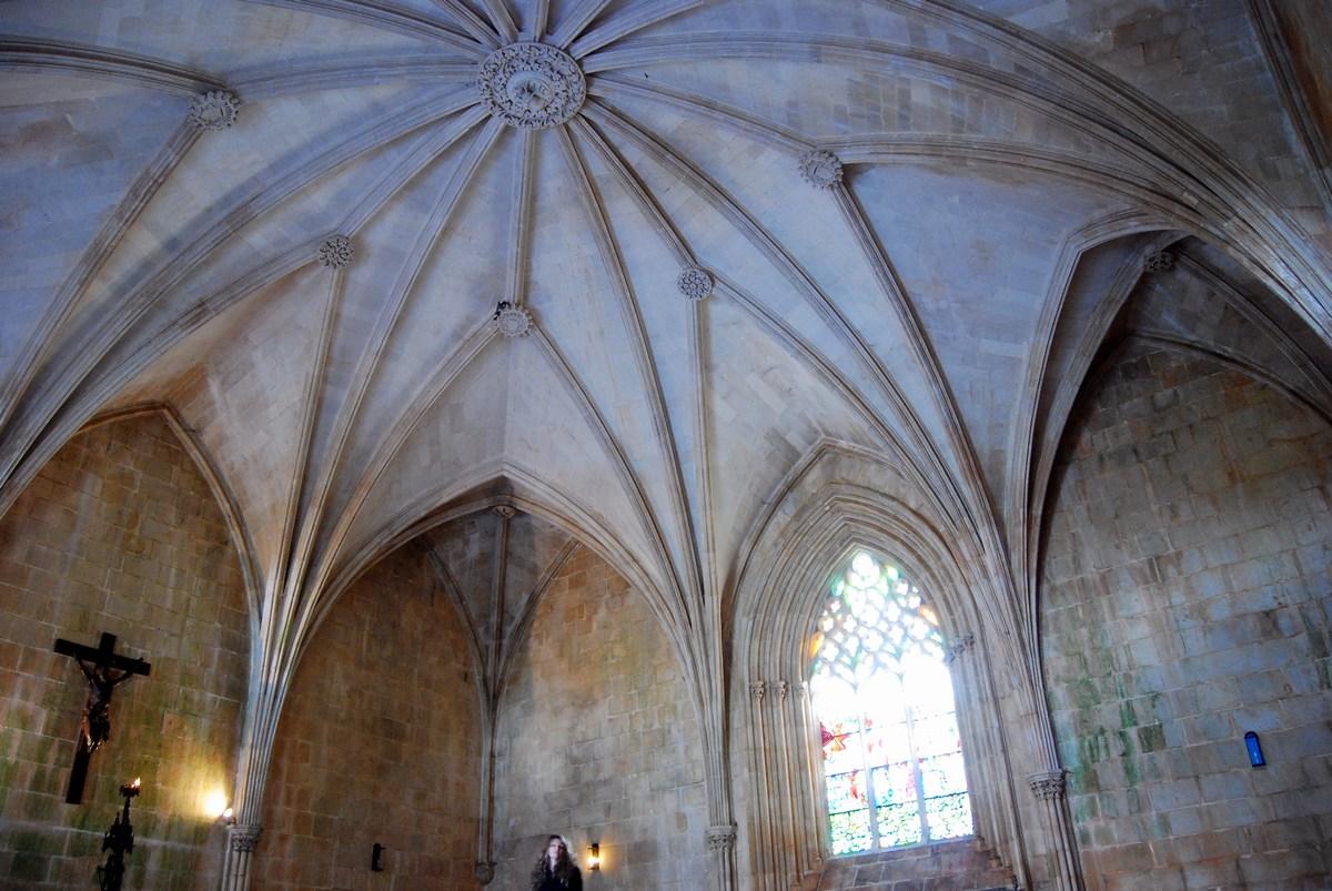 salle capitulaire monastère Batalha