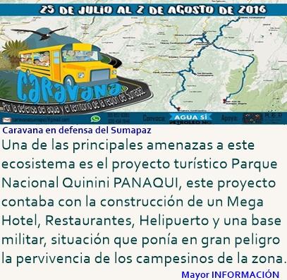 Día 3 - Caravana en Defensa del Sumapaz - Cerro Quininí,Tibacuy