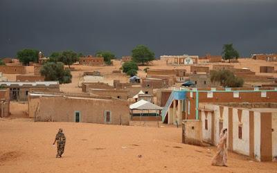 Ini Negara Afrika dengan Penduduk 100 Persen Muslim