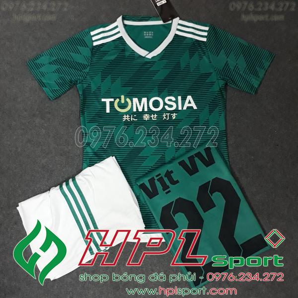Mẫu Font in áo bóng đá đẹp HPL - 07