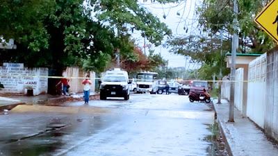 Ejecutan a un policía en Playa del Carmen. El ayuntamiento trata de justificarse...
