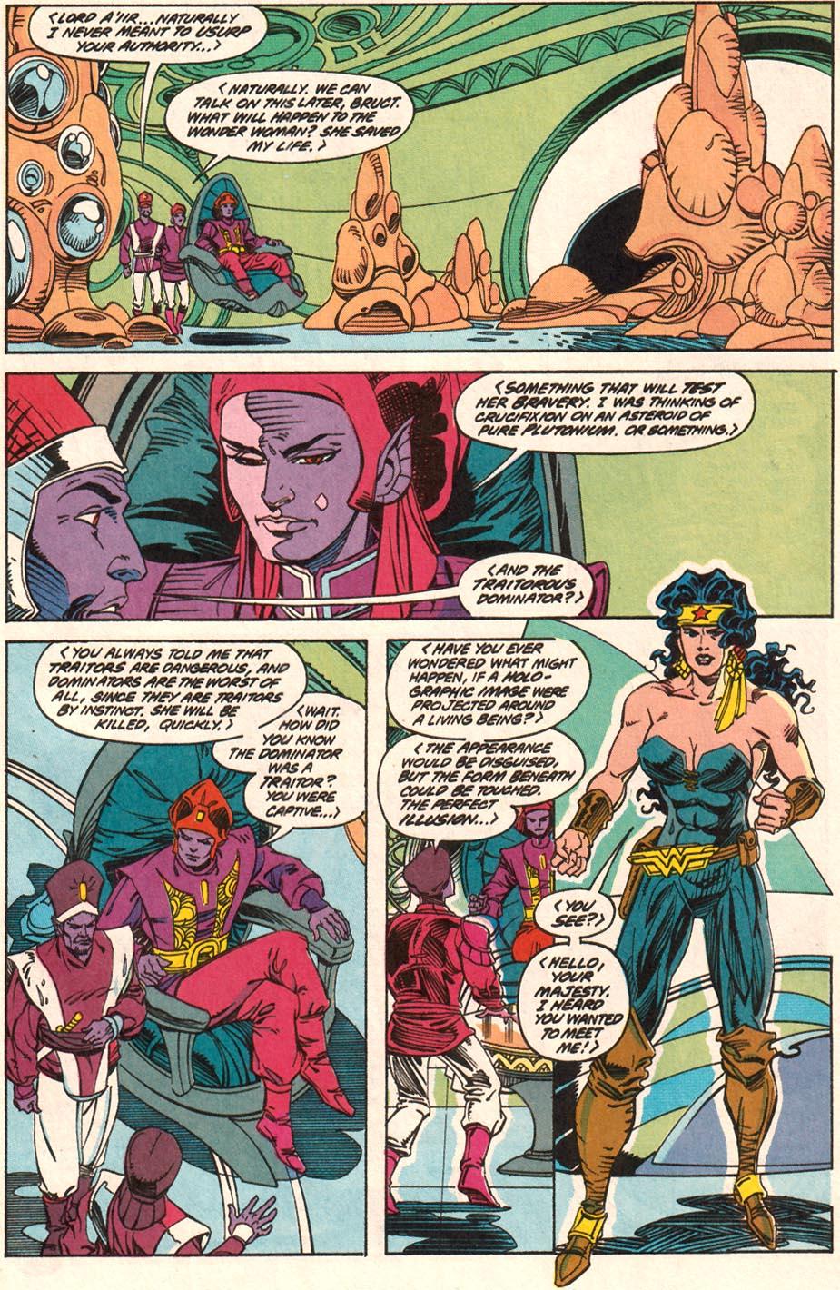 Read online Wonder Woman (1987) comic -  Issue #70 - 14
