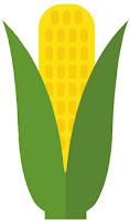 maize - corn clipart