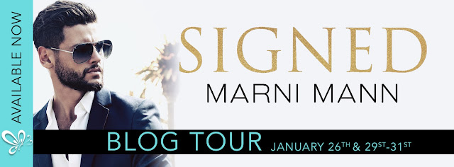 [Blog Tour] SIGNED by Marni Mann @MarniMann @jennw23 #Review #TheUnratedBookshelf