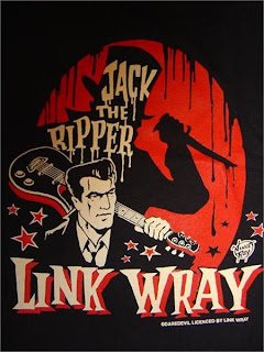Link Wray - music of the ripper