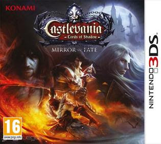 Castlevania: Lords of Shadow - Mirror of Fate, 3DS, Español, Mega
