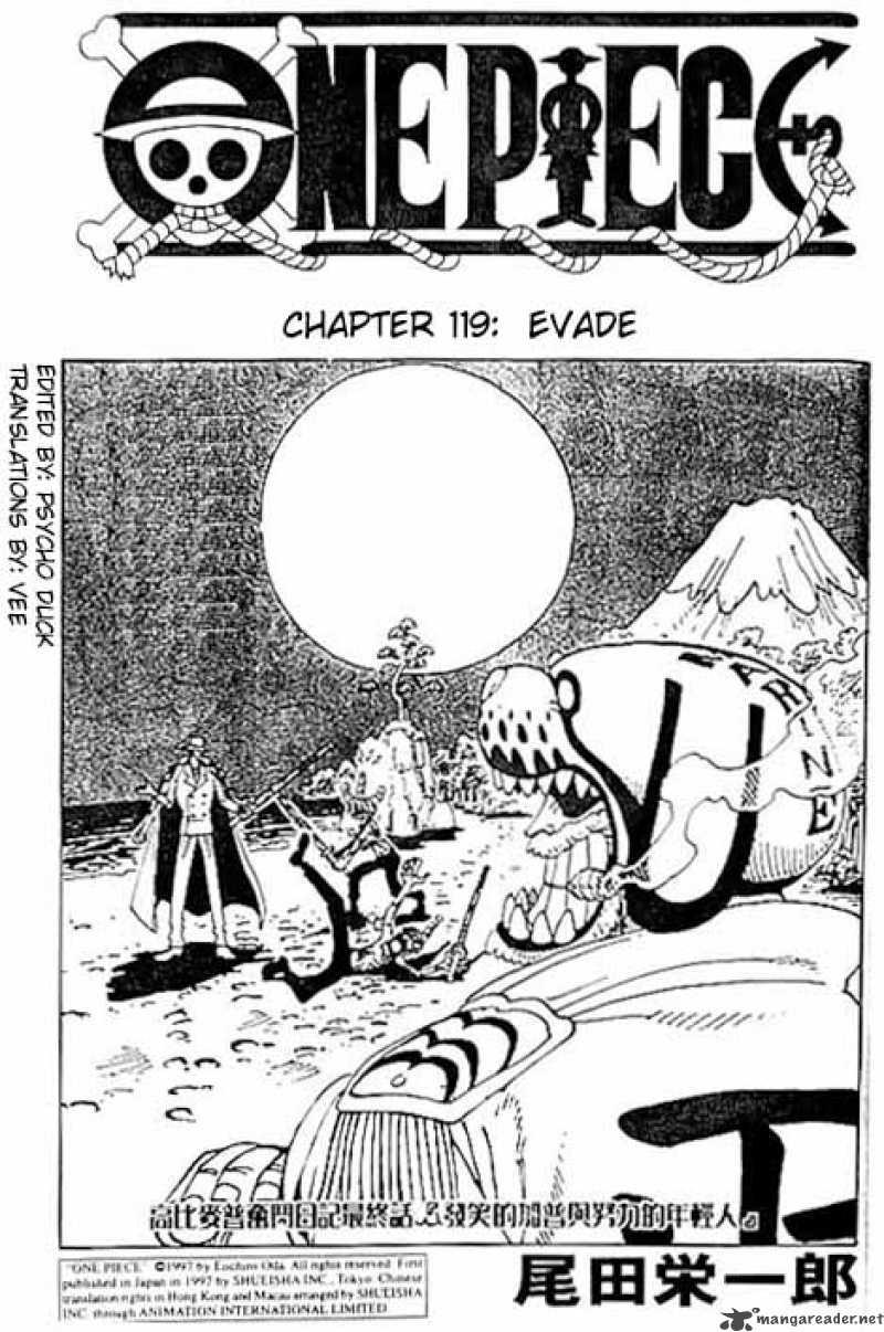 One Piece 119