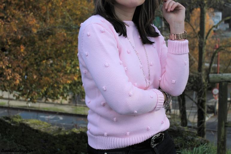 Rosa empolvado besosdechocolateyfresa - Color rosa empolvado ...