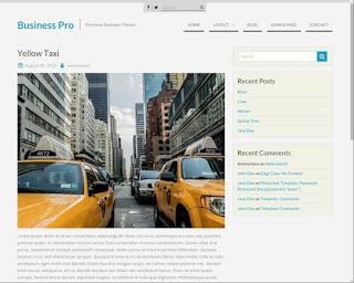 WEN Business - Free WordPress Theme