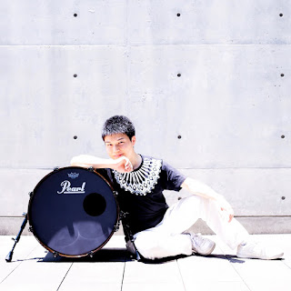 Japanese drummer/percussionist Soopy
