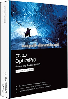 DxO Optics Pro 11.2.0 Build 11702 Elite [Full Patch] โปรแกรมที่นักถ่ายภาพต้องมี