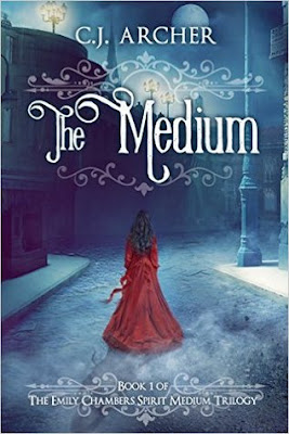 BOOK REVIEW: The Medium by C.J. Archer