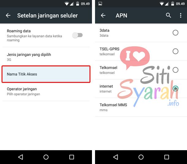 BBM Error tidak bisa menerima pesan di Android