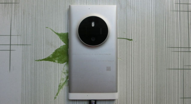 Leaked images show likely Lumia 1020 successor