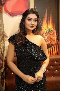 Payal Rajput Stills at GirlFriend Arabian Mandi Restaurant Launch