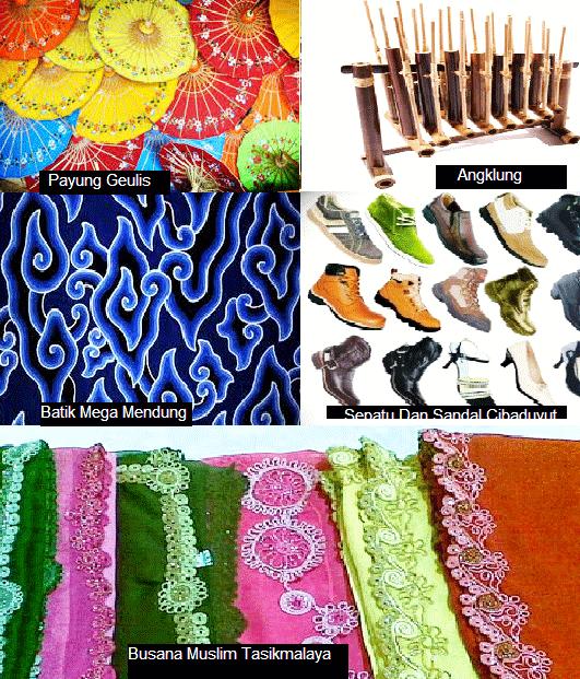 Dalam Lemari 1 Terdapat 4 Kemeja Batik: Produk Kerajinan Terpopuler Di Jawa Barat