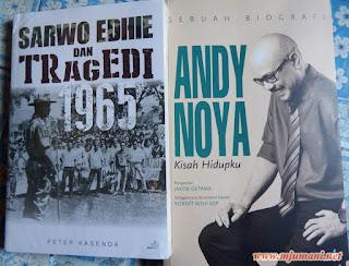 Buku Andy Noya kisa hidupku