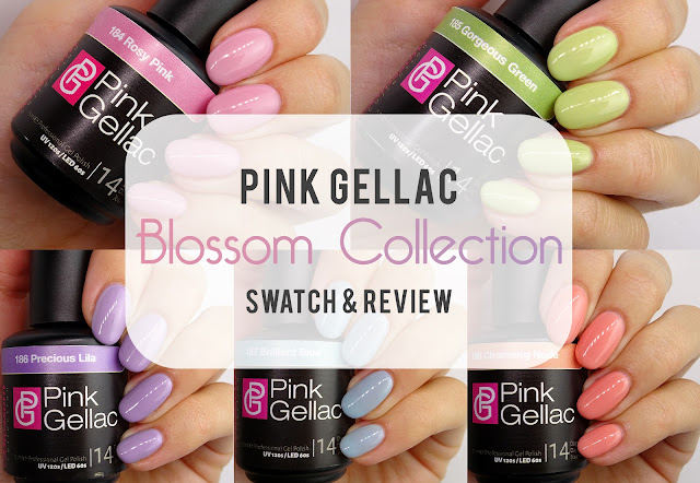 Pink Gellac Blossom Collection