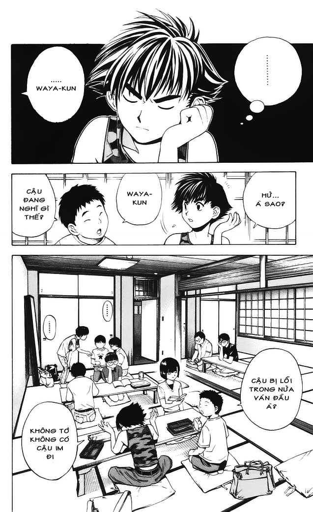 Hikaru No Go hikaru no go chap 31 trang 12