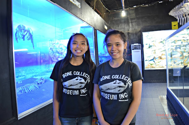Tour Guides Davao Bone Museum