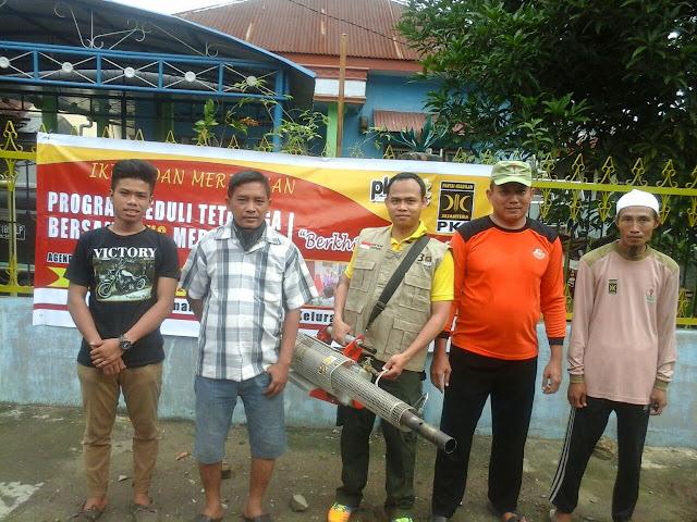 Berkhidmat untuk Rakyat, PKS Medan Kota Lanjutkan Program Peduli Tetangga