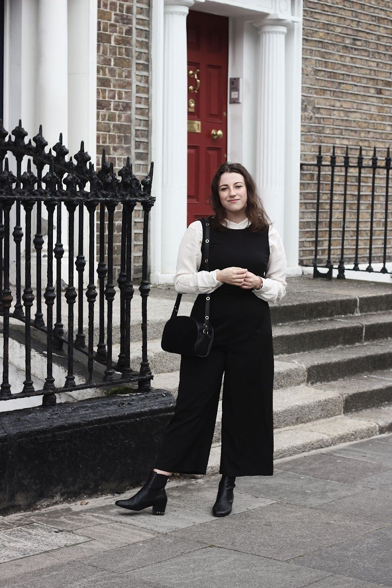 How to wear a culottes jumpsuit | www.itscohen.co.uk