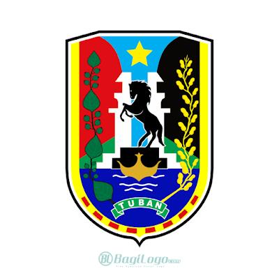 Kabupaten Tuban Logo Vector