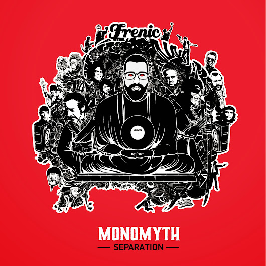 Frenic New Album - Monomyth: Separation