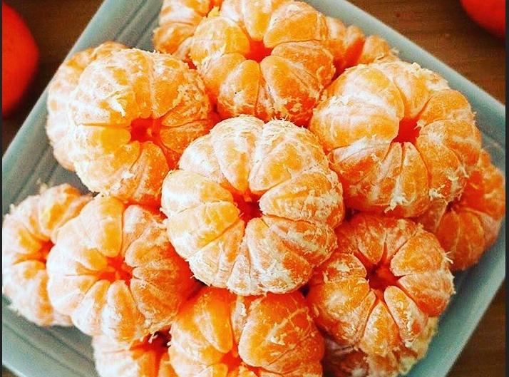 Mandarinai: ir skanu, ir sveika