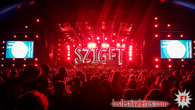 Sziget, 2018, Festival, Música, Headliners, Budapest, Hungría