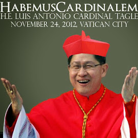 Cardinal Tagle Video Interviews