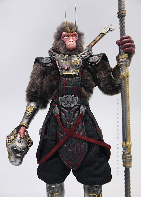 osw.zone Gate Toy X Winson Classic Creation Scale 1: 6 Time Wars Yuan Kong 12 inch Collectible Figurine