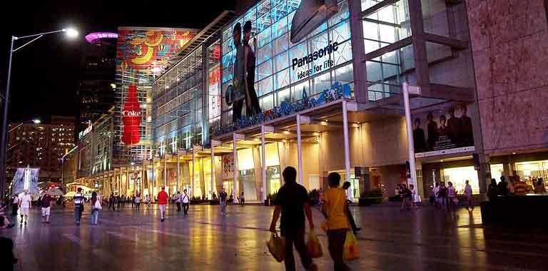 Tempat Belanja Murah di Bangkok