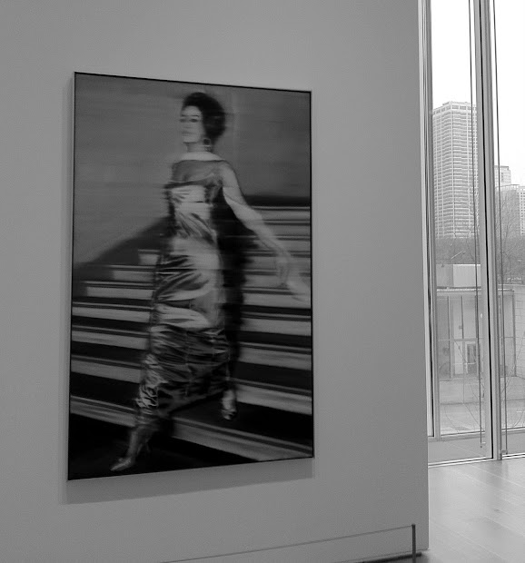 Pops Today Woman Descending Staircase Gerhard Richter Art Institute Of Chicago