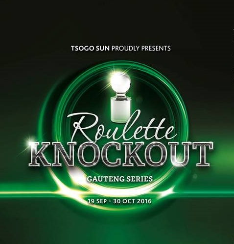 Roulette Knockout with @SilverstarZA Casino This #October @TsogoSun #Jozi