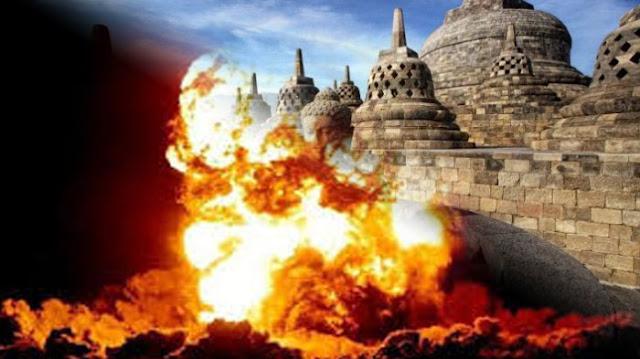Bom Borobudur 1985, Katanya Balasan Untuk Rezim Penoda Agama