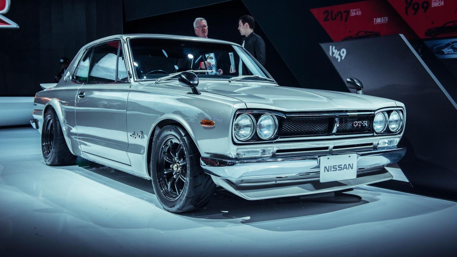 C10-gen Nissan Skyline GT-R