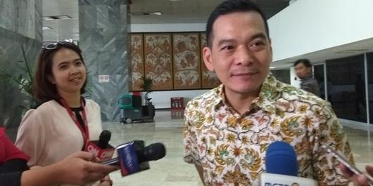 Jokowi-Prabowo Selisih 14,6% di Survei Polmark, TKN: Cambuk untuk Terus Kerja